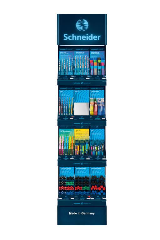 schneider shop in shop module press pictures