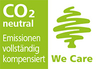 CO2 neutral - emissions fully compensated