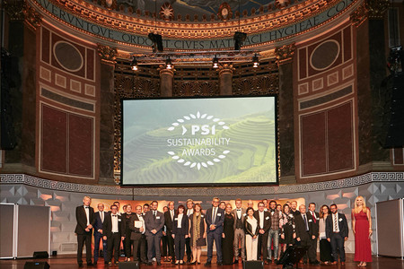 Alle Gewinner des Sustainability Awards 2018