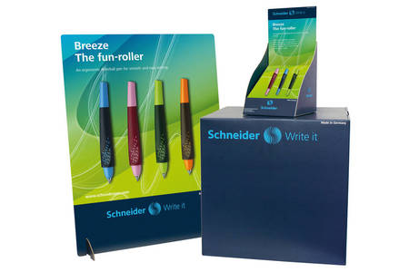 Attractive decoration material for the Breeze cartridge roller.
