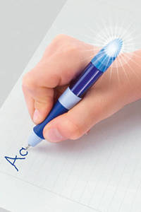 Base Senso is the pen with the flash light signal at one rear.