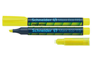 Marker Maxx Eco: markers with a simple and clever quick-refill-system