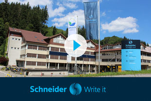 New Schneider Corporate Video. Now on Youtube.