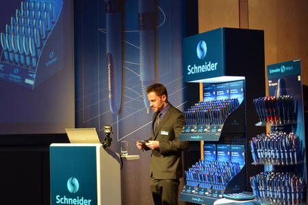 Product manager Nico Schwarzwälder revealed the secret