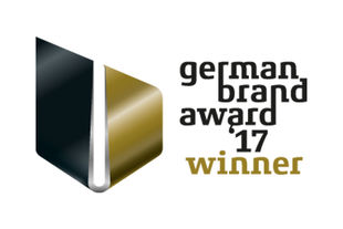 Schneider - Awarded the German Brand Award 2017