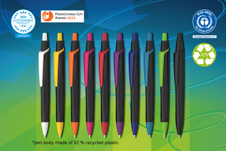 Schneider ballpoint pen Reco won the Promotional Gift Award 2021.
