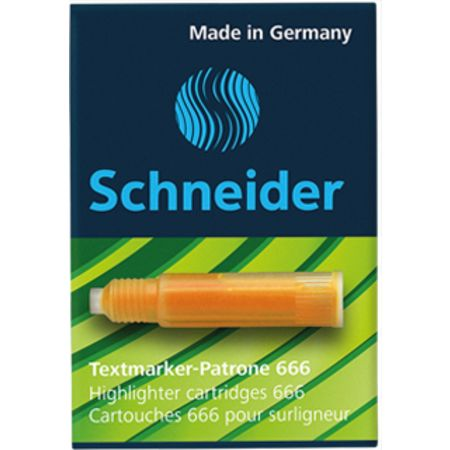 Cartridge Maxx Eco 666 orange Accessories von Schneider