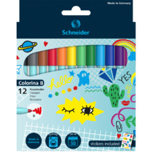 Colorina B 12 pieces MP
