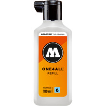 One4All Empty Bottle 180ml