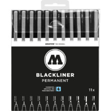 Blackliner Complete-Set 11er-Etui MP